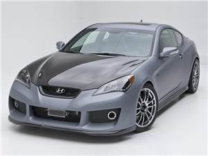 Новый Hyundai Genesis - Ураганная мощь