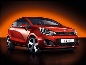 Без лишних претензий (Daewoo Nexia, Hyundai Accent, Kia Rio) Rio