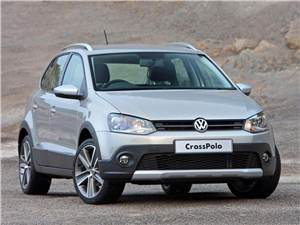 Volkswagen Cross Polo (хэтчбек)