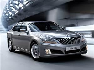Новый Hyundai Equus - Быстрый «пегас»