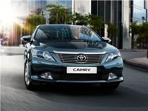 Деловые партнеры (Toyota Camry,Nissan Teana,Skoda Superb) Camry