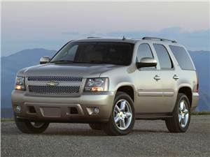 Сухопутные дредноуты (Chevrolet Tahoe, GMC Yukon, Cadillac Escalade, Ford Expedition, Lincoln Navigator) Tahoe