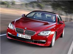 """Новый BMW 6 series - Вариации """"шестерки"""""""