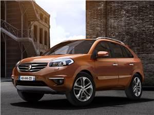 Новый Renault Koleos - Французский лаконизм