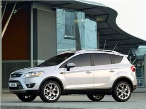 Новый Ford Kuga - Кинетическая энергия