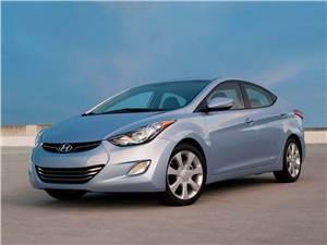 Новый Hyundai Elantra - Больше экспрессии!