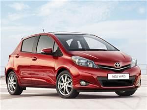 Долговечные игрушки (Nissan Micra, Toyota Yaris, Subaru Justy, Suzuki Swift) Yaris
