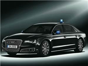 Новый Audi A8 - Элитный броневик