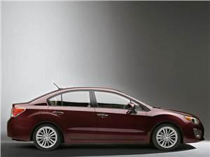 Новый Subaru Impreza - По стопам концепта