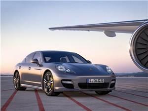 Новый Porsche Panamera - Царица Panamera