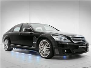 Новый Mercedes-Benz S-Class - Командный пункт