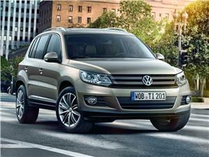 Новый Volkswagen Tiguan - Младший брат
