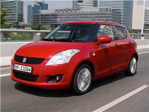Новый Suzuki Swift - Полный вперед!