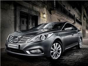 Новый Hyundai Grandeur - Новый дресс-код