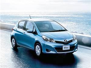 Новый Toyota Yaris - Мужчинам и женщинам