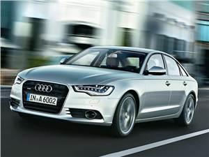 Новый Audi A6 - Семейственность Audi