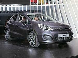 Авто с пробегом (Chevrolet Lanos, Skoda Fabia, Kia Rio) Rio -