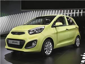 Меньше некуда (Daewoo Matiz, Chevrolet Spark, Kia Picanto) Picanto -