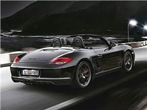 Новый Porsche Boxster - В едином цвете