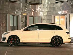 Новый Audi Q7 - Семейные ценности