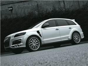 Новый Audi Q7 - Без серьезных намерений