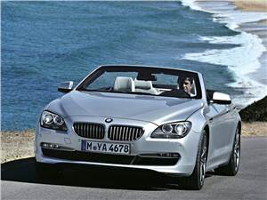 Новый BMW 6 series - Акула