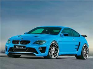 Новый BMW M6 - Больше мощности!