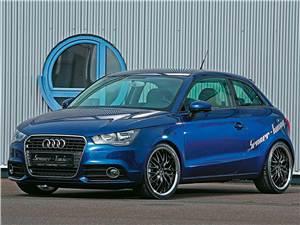 Новый Audi A1 - Дуэт доработок