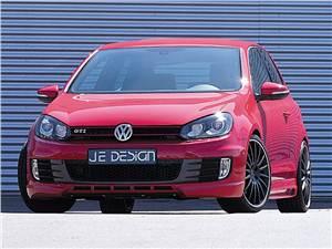 """Новый Volkswagen Golf - """"Golf"""" для экстремалов"""