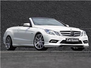 Новый Mercedes-Benz E-Class - С ветерком