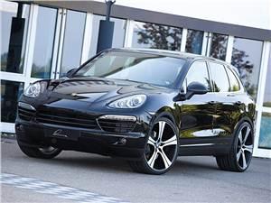 Новый Porsche Cayenne - На тяжелом топливе