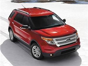 Новый Ford Explorer - Стал не только легче..