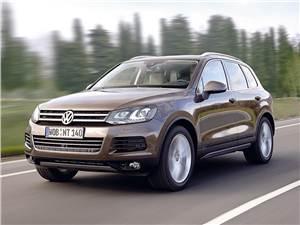 """Новый Volkswagen Touareg - Встречайте новый """"Туарег"""""""