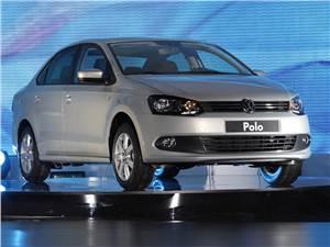 Новый Volkswagen Polo Sedan - Volkswagen определил trendline