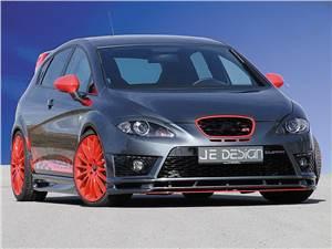 Новый SEAT Leon - Лев прибавил сил