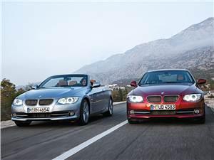 Новый BMW 3 series - BMW 3-й серии – купе и кабриолет
