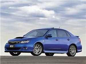 Новый Subaru Impreza - Клубный спорт