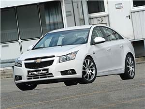 """Новый Chevrolet Cruze - """"Поцелуйная версия"""""""