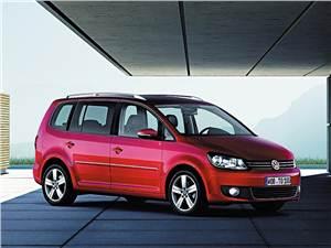 Новый Volkswagen Touran - Второе обновление