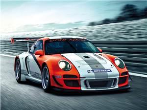 Новый Porsche 911 GT3 - Пробный вариант