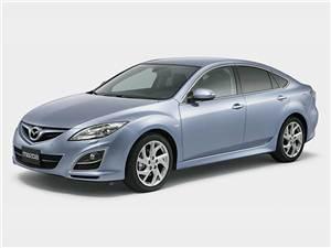 Новый Mazda 6 - Комплексный подход