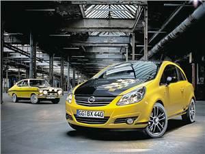 Новый Opel Corsa - В цвете