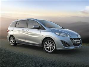 Mazda 5 (минивэн)