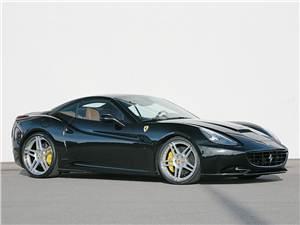 Новый Ferrari California - Немецкая Калифорния