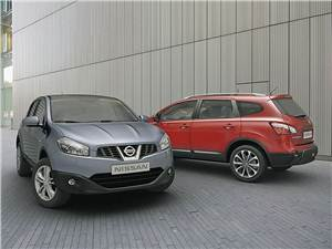 Новый Nissan Qashqai - Стиль и комфорт