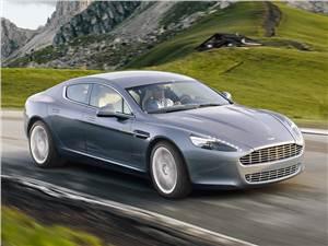 Новый Aston Martin Rapide - Aston Martin Rapide