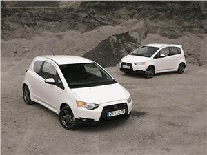 Больше, чем кажутся (Toyota Yaris, Nissan Micra, Mitsubishi Colt) Colt -
