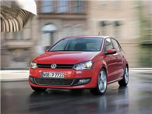Новый Volkswagen Polo - Volkswagen Polo