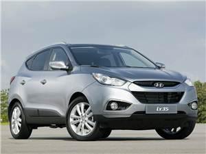 Новый Hyundai IX35 - Изменилось не только имя