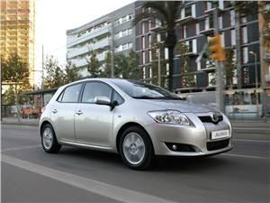 Новый Toyota Auris - Toyota Auris